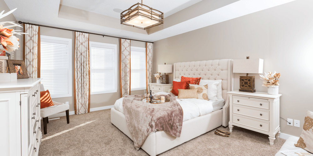 Room Design 101: The Master Bedroom Kingston Master image