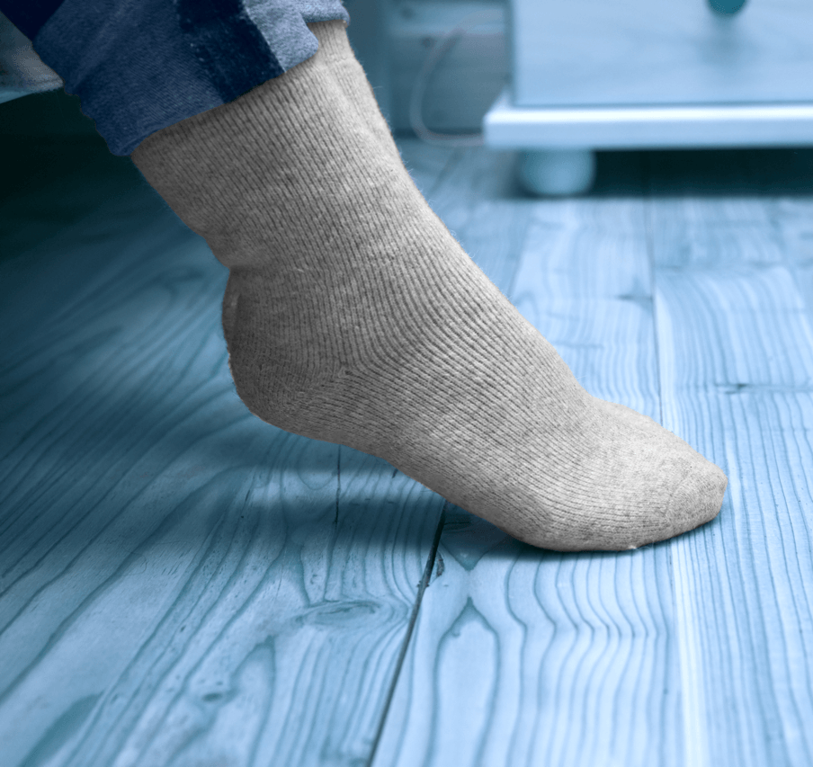 What's Under Your Feet Your New Home Flooring Options Socks Image