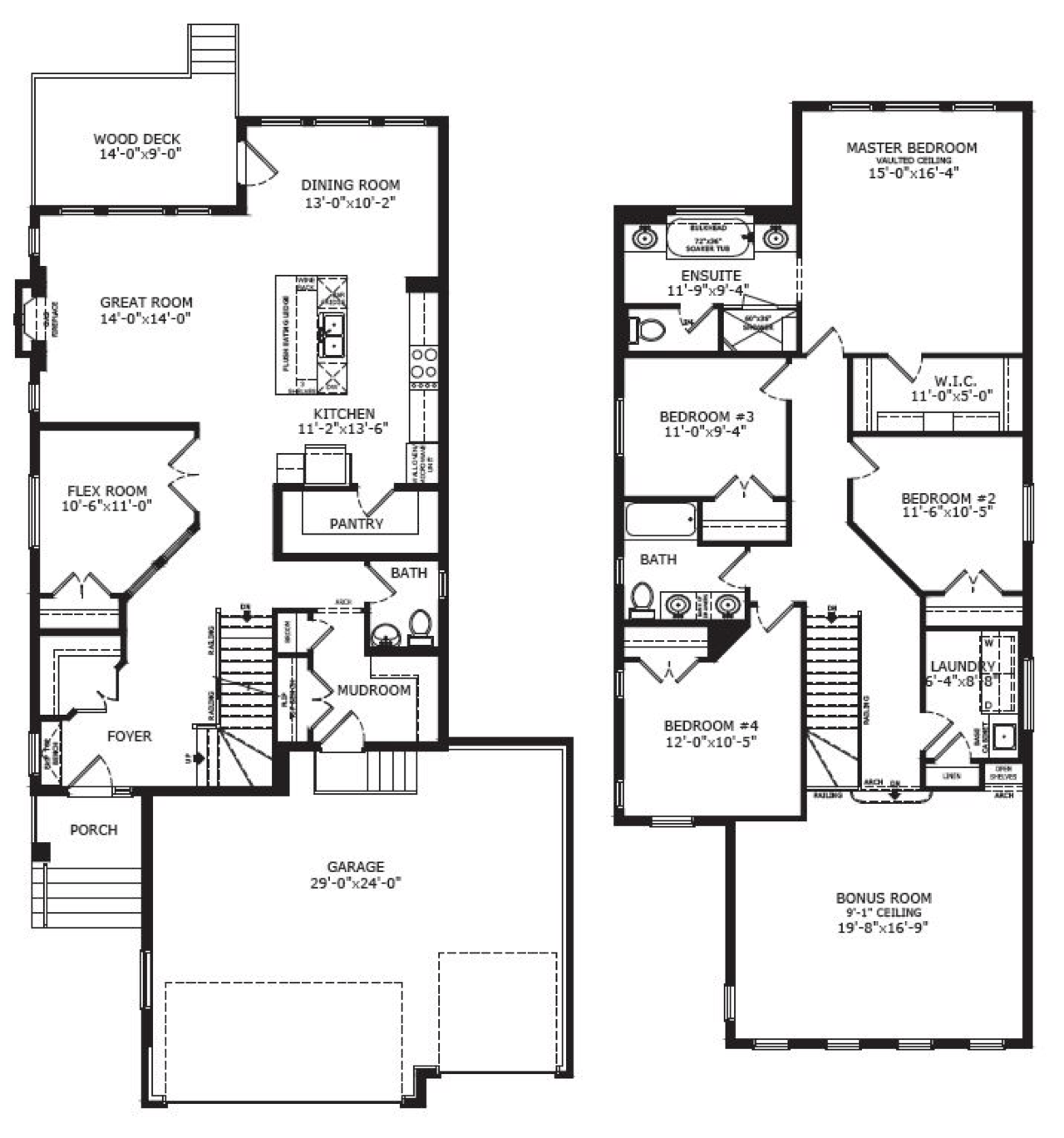 Quick Possession The Beaumont 2 Floorplan Image