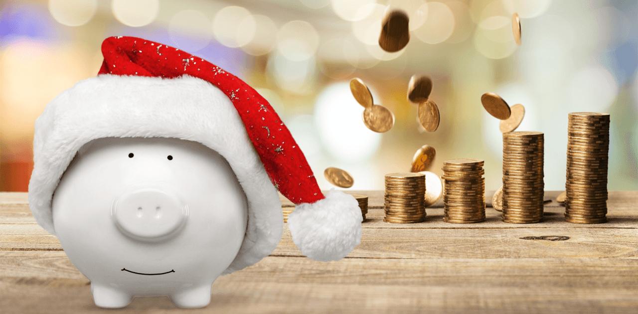 7 Holiday Season Saving Habits Pig Featured Image