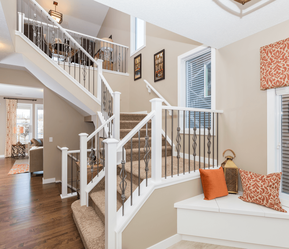 Room Design 101 The Foyer Staircase Image