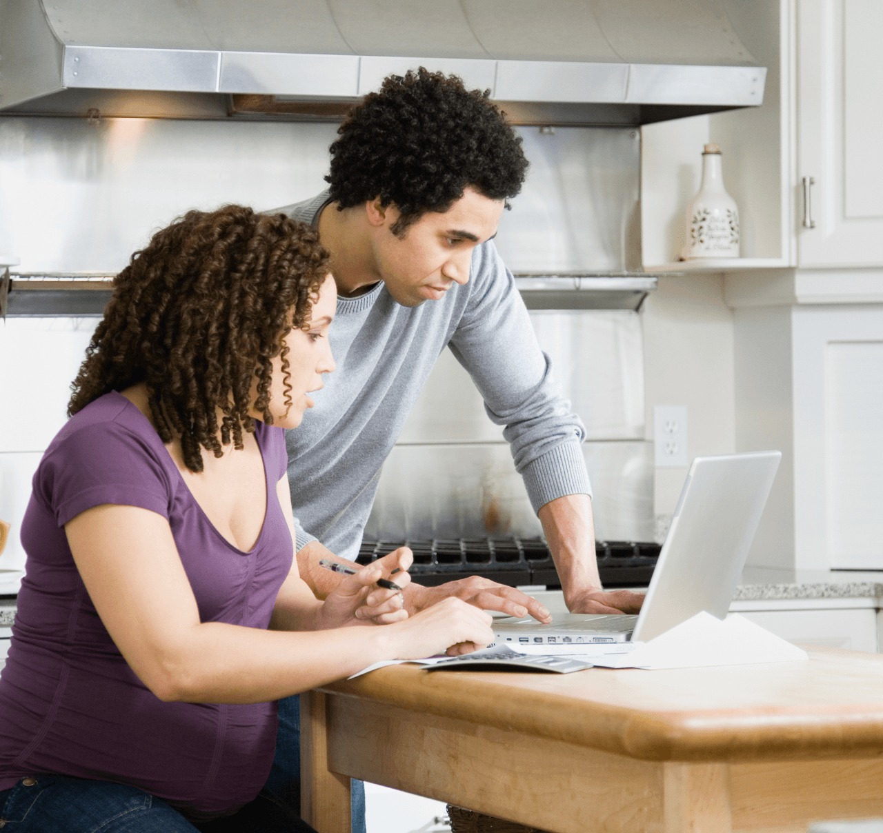Feeling Down About Payments? These Programs Support Home Buyers Couple Image
