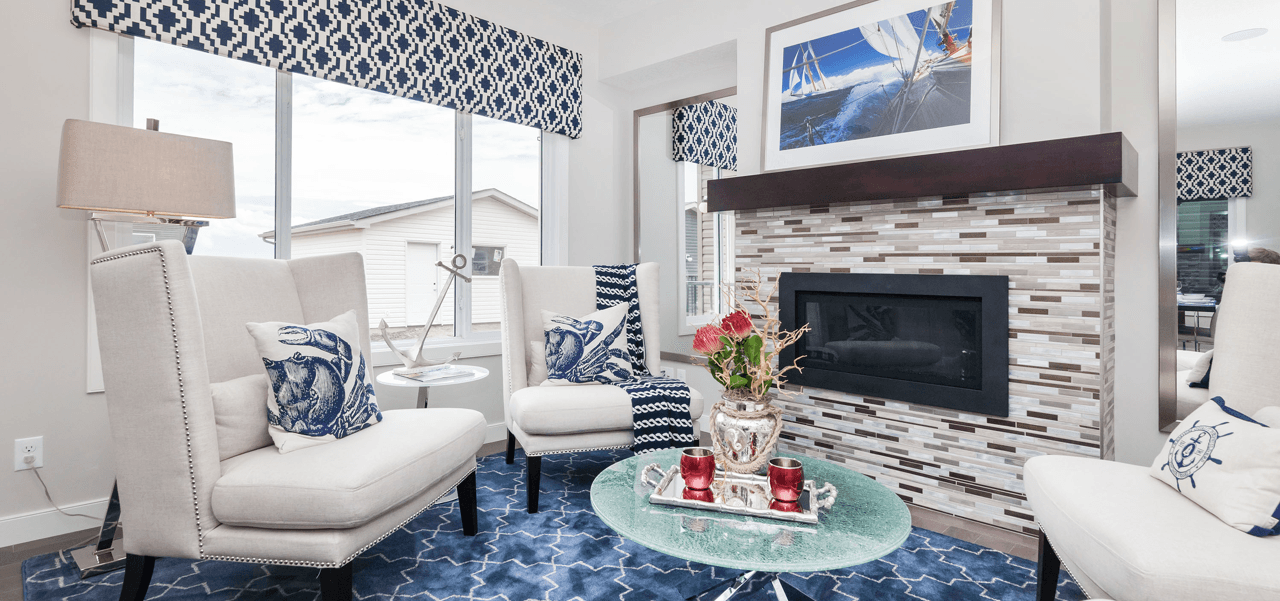 Home Décor Trends You Have to Try in 2018 Blue Featured Image