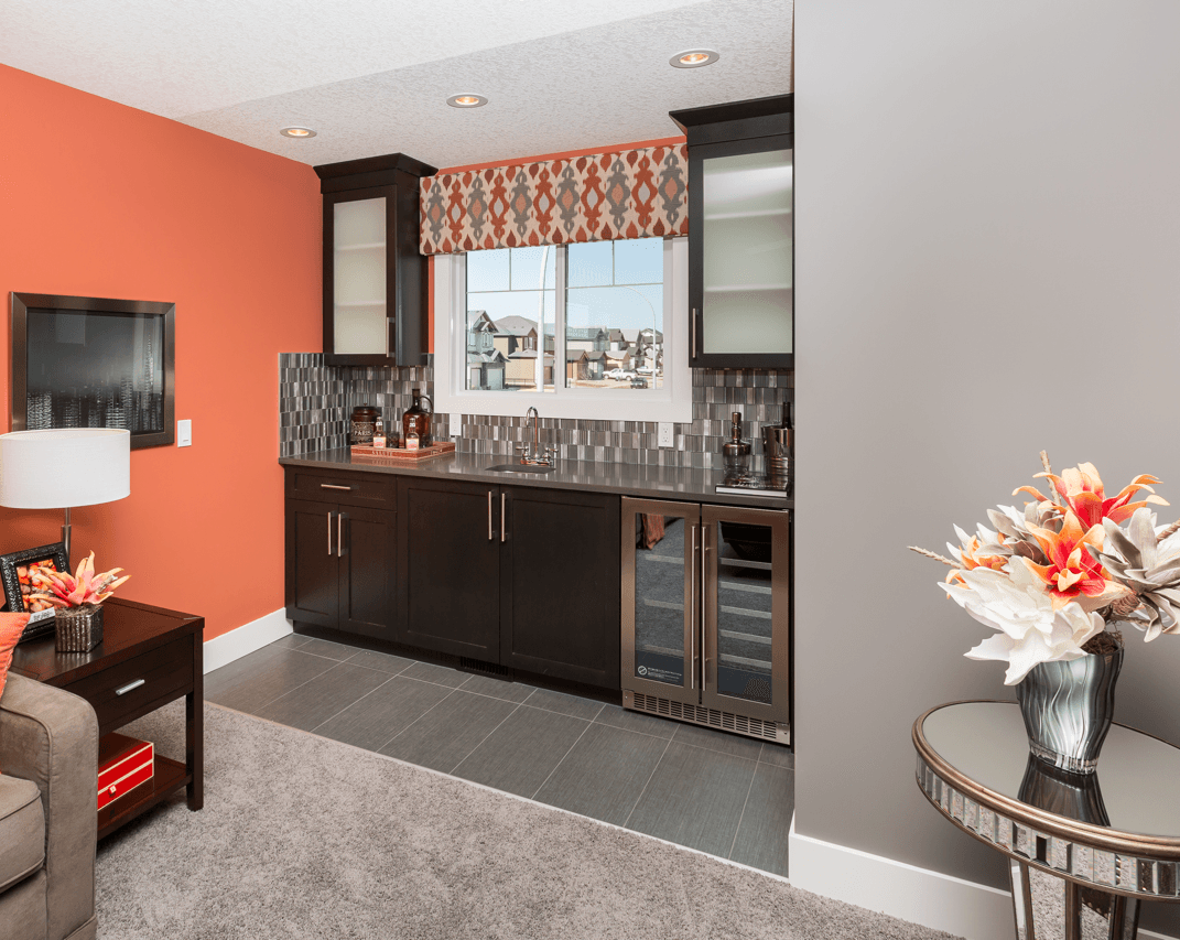 Home Décor Trends You Have to Try in 2018 Orange Image