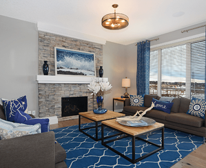 What's Overhead Your New Home Lighting Optionss Livingroom Image