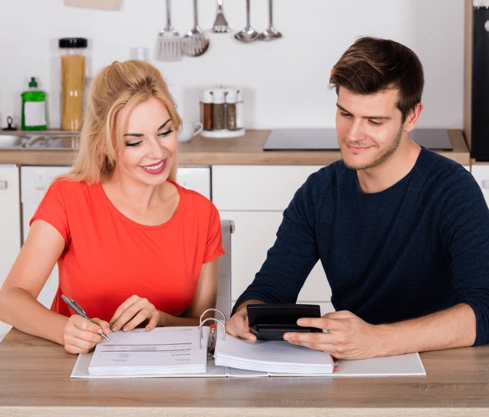 Benefits of Building Home Equity Couple Image