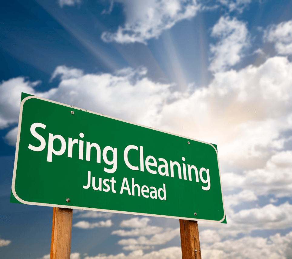 Spring Ahead With Our Home Maintenance Tips Cleaning Image