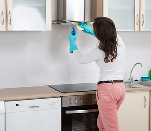 Spring Ahead With Our Home Maintenance Tips Woman Image