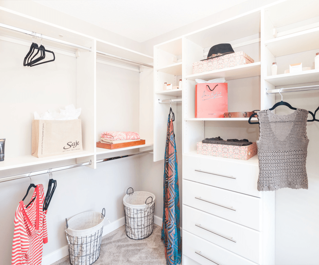 Maximizing Your Living Space with Furniture Storage Closet Image