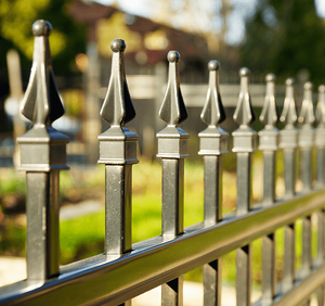 Fencing Your New Property in Calgary Metal Image