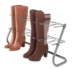 10 Easy Ways to Keep Clutter at Bay Boot Rack Image