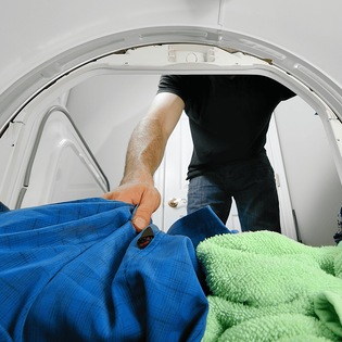 Tips to Make Your Home More Energy Efficient Laundry Image