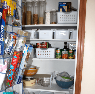 9 DIY Ways to Optimize Your Home Storage Pantry Image