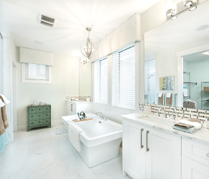 Sterling Show Homes: Harmony Ensuite Image
