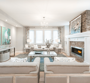 Sterling Show Homes: Harmony Great Room Image